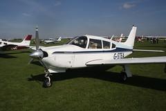 G-STEA Piper PA-28R-200 [28R-7235096] Sywell 010918