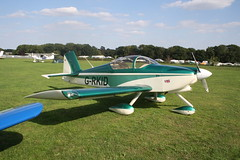 G-RKID Vans RV-6A [22856] Sywell 010918