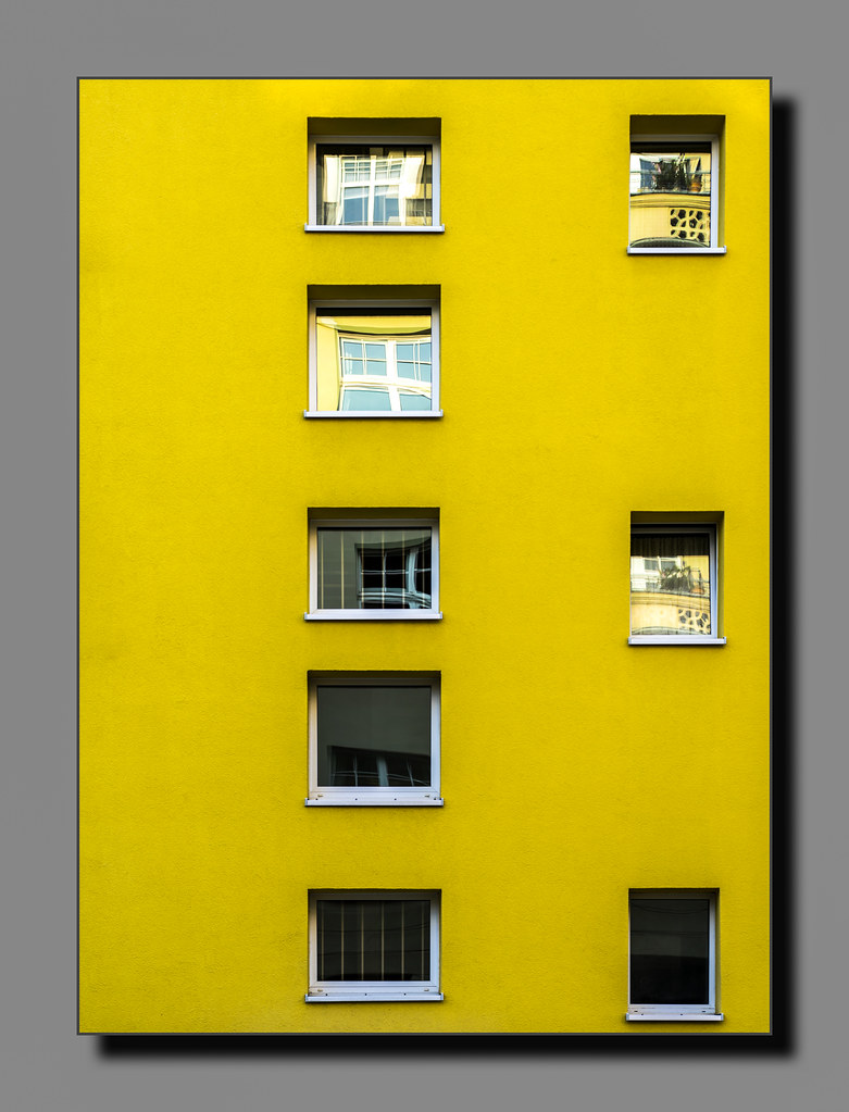 the yellow