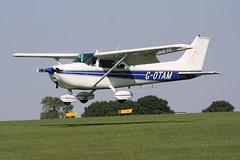 G-OTAM Cessna 172M [172-64098] Sywell 020918