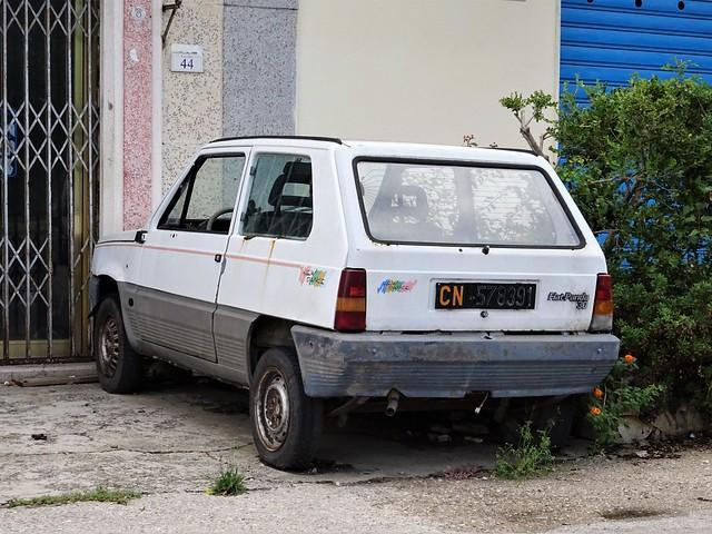1984 Fiat Panda 30