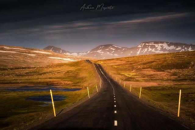 Seyðisfjarðarvegur - Heavier Mountain (Iceland)