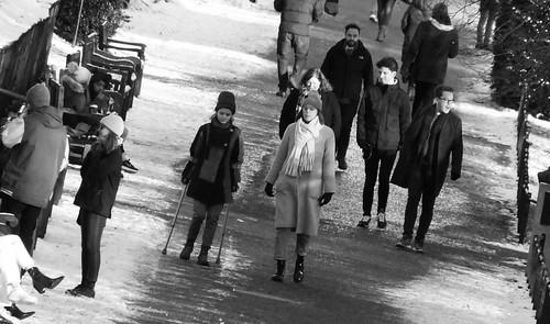 Princes Street Gardens, Winter's Day 02