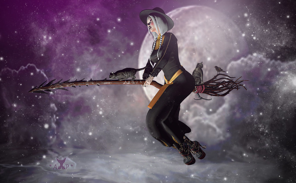 New Pose: *AAP* Befana...