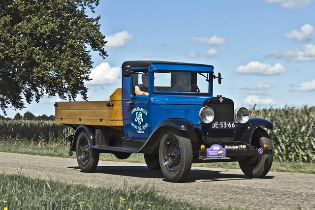 Chevrolet Truck 1930 (5082)