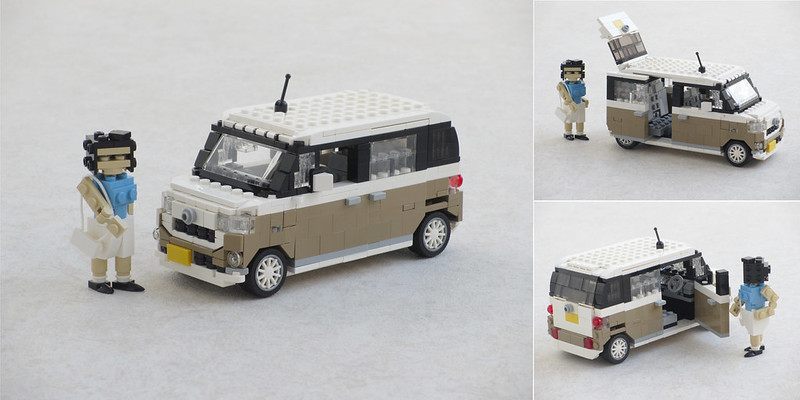 Daihatsu Move Canbus Kei car