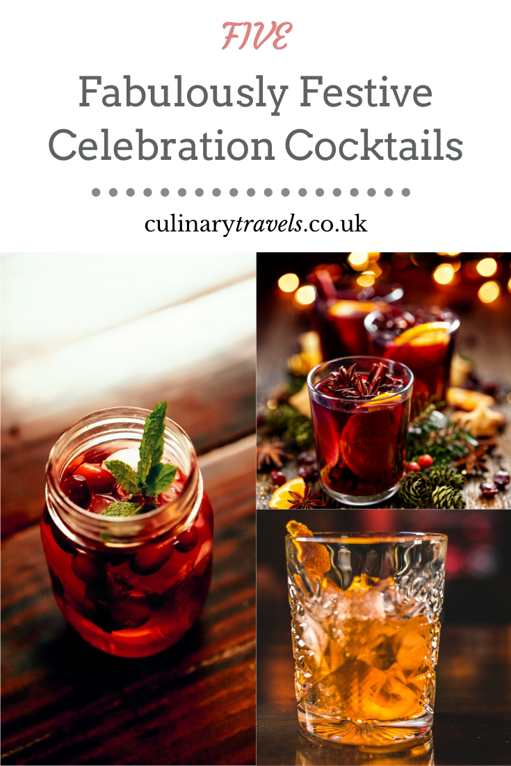 Fabulously Festive Celebration Cocktails - Orange Thyme Old Fashioned an Easy Recipe