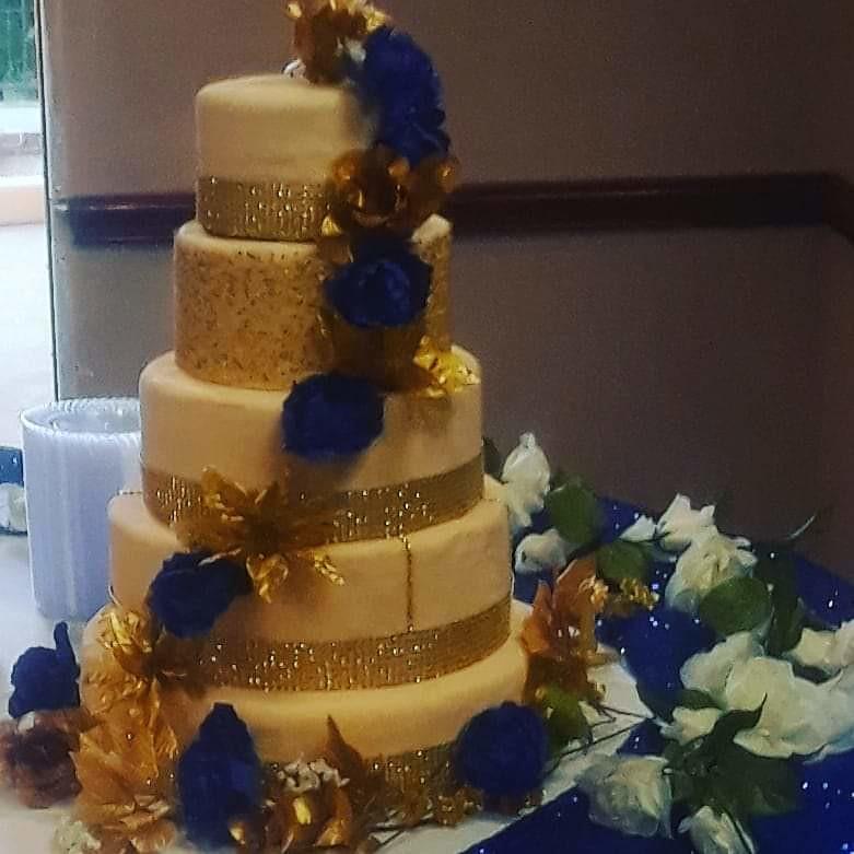 Cake by Ledetrice Lewis