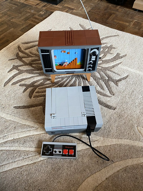 Lego Nintendo build