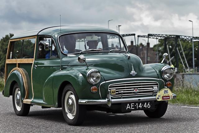 Morris Minor 1000 Traveller 1967 (6807)