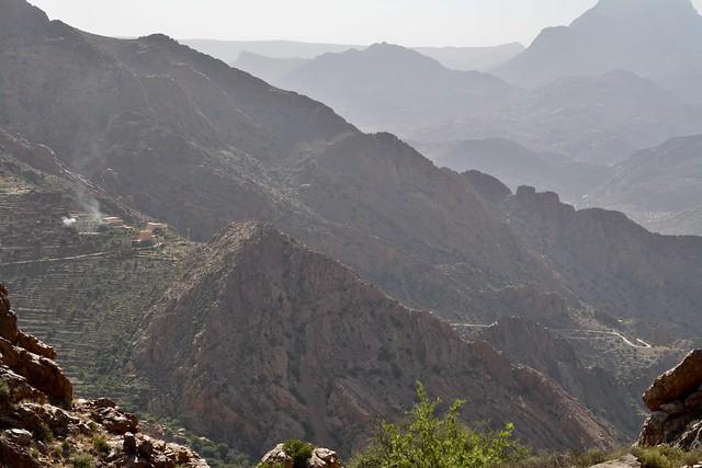 Atlas low mountains