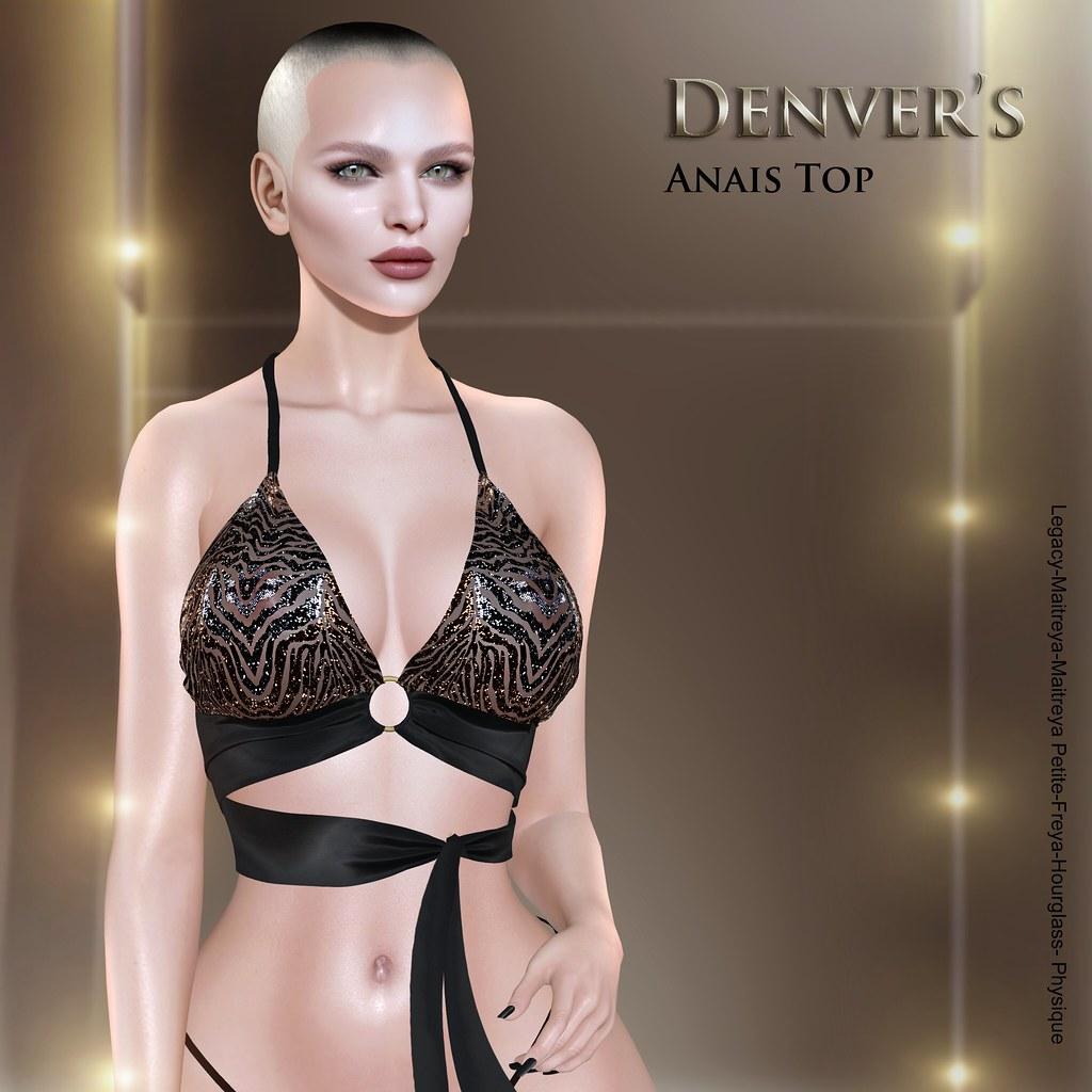Denver's Anais Top