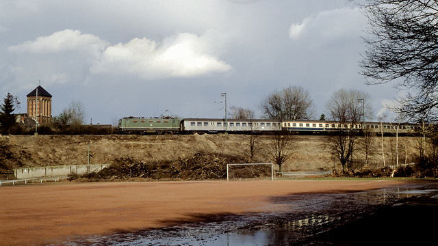 DB 141 142 Köln-Nippes 26.03.1988