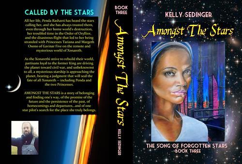 AMONGST THE STARS full cover