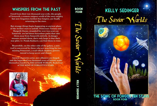 THE SAVIOR WORLDS full cover