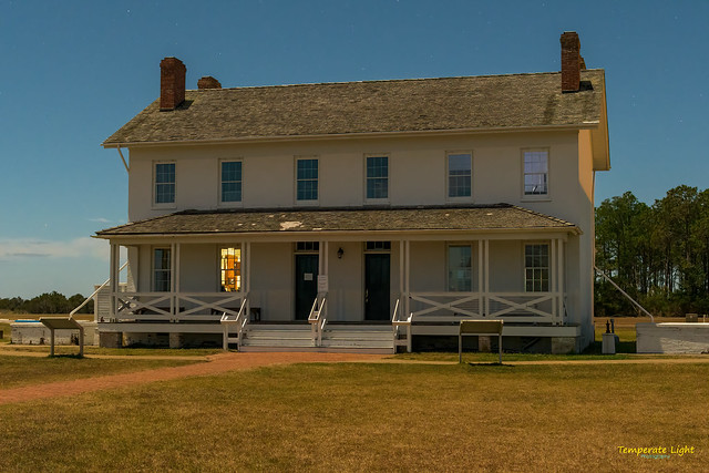 The Light Keepers House