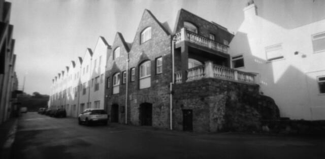 Alderney Newtown Pinhole