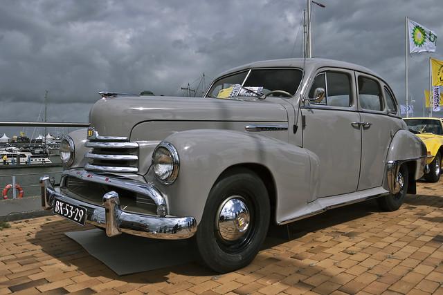 Opel Kapitän 1953 (6462)
