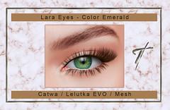 Tville - Lara Eyes *emerald*