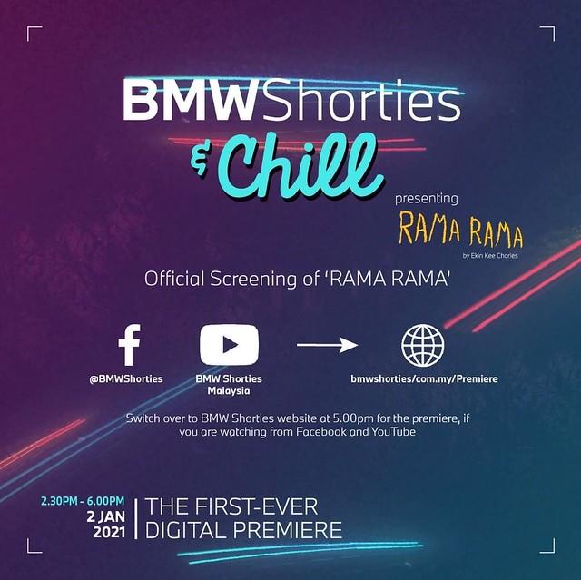 BMW Shorties Edisi Ke-14 Tampil Secara Digital Buat Pertama Kali