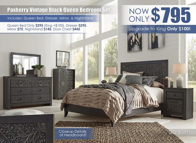 Paxberry Antique Black Queen Bedroom Set_B381-31-36-48-57-54-92(2)