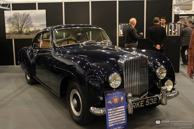 Bentley '53 R-type