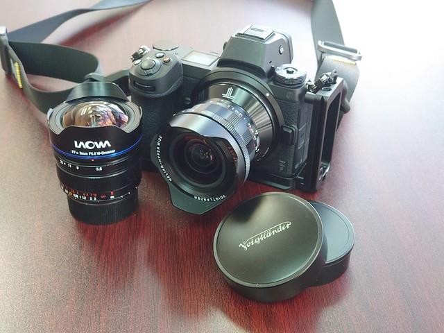 老蛙 9mm f5.6 VS 福倫達 10mm 鏡頭街拍體驗