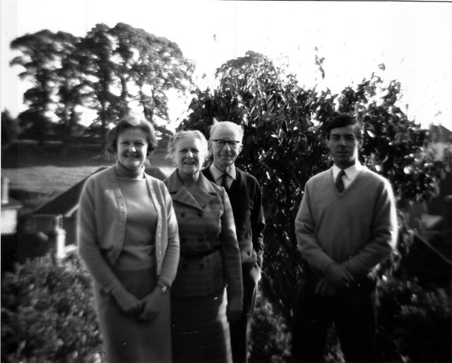 Mum, Dad, Aunt & Uncle at Weston