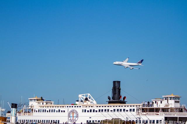 Armchair Traveling - San Francisco Fleet Week