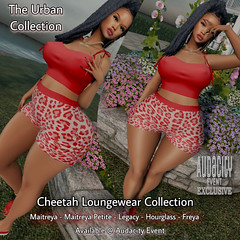 Cheetah Loungewear Collection @ Audacity Event
