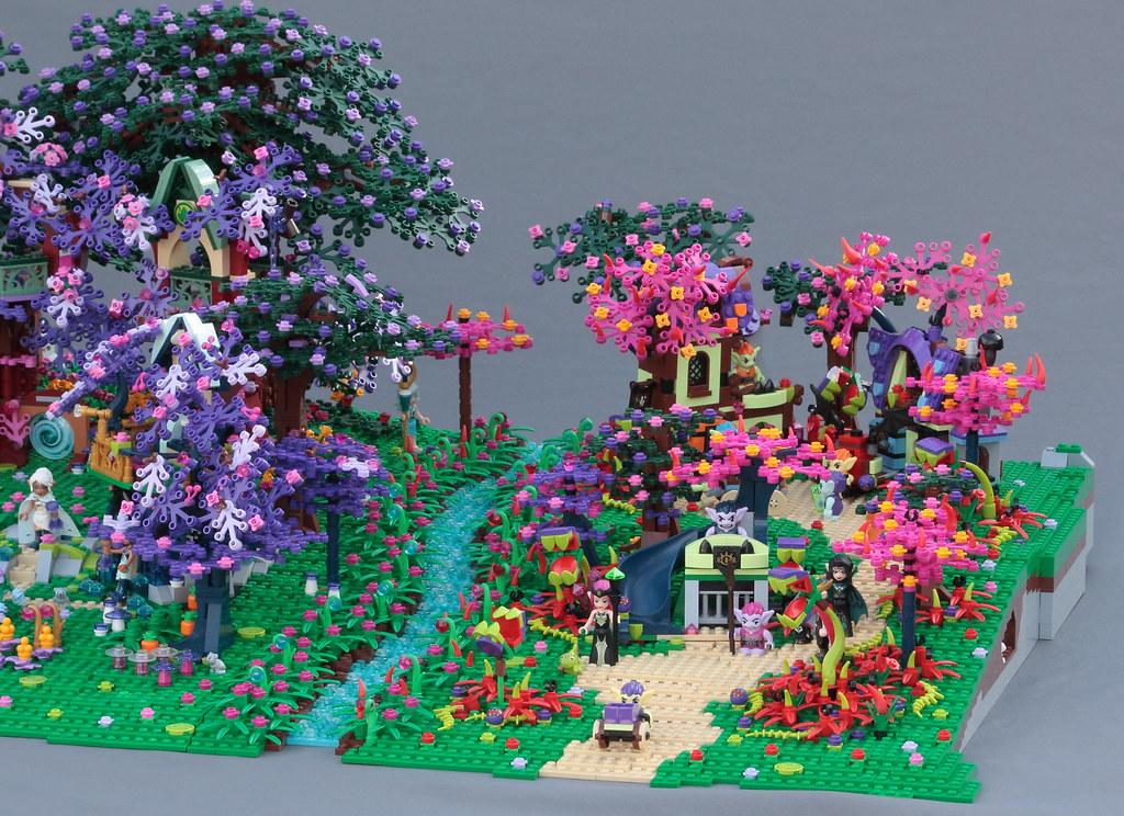 Elvendale 2 Goblin Village