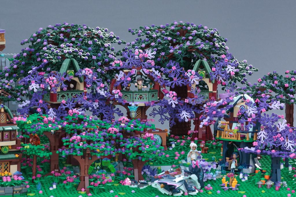 Elvendale 2 Treetop Hideaway
