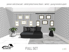 @home - pioneer sofa set