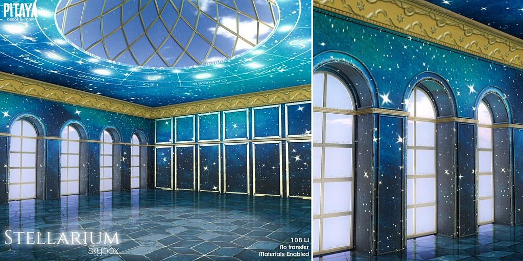 Pitaya – Stellarium Skybox @Anthem