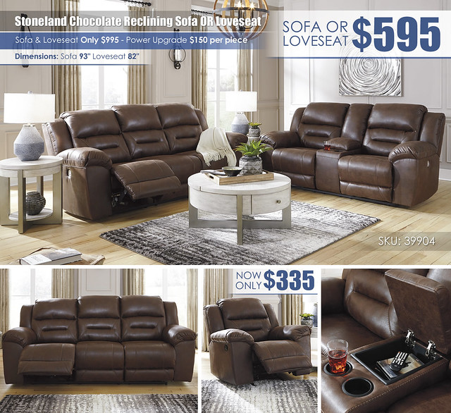 Stoneland Chocolate Reclining Sofa OR Loveseat_39904-87-96-T673_Upload