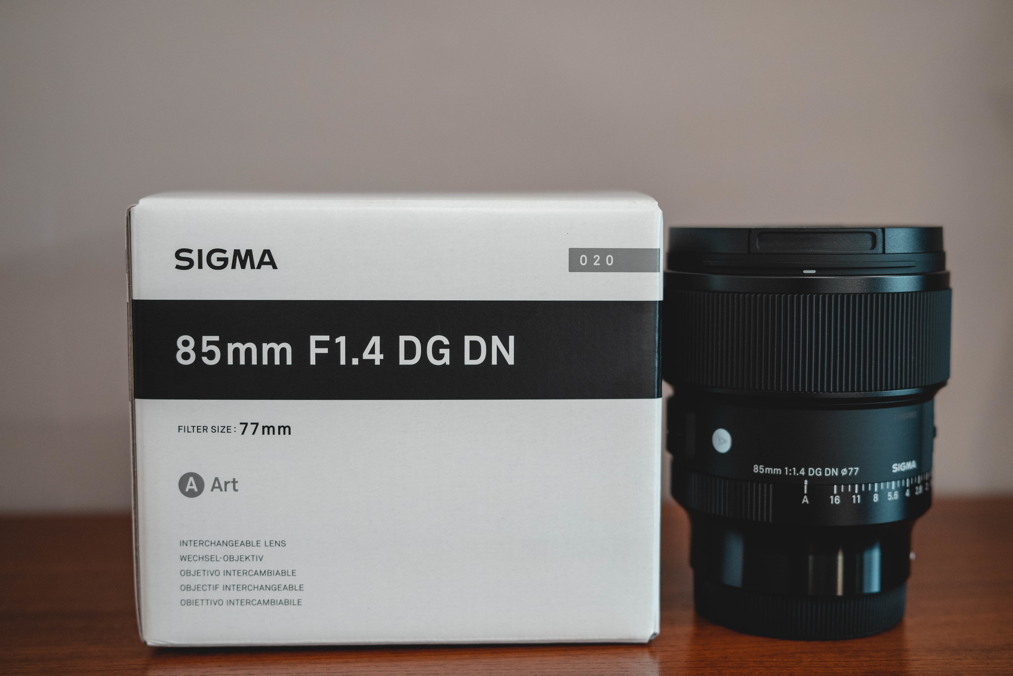 85mm F1.4 DG DN | Art 020M1410