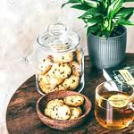 Tea and cookies...