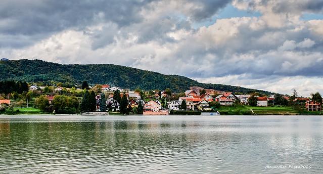 Jezero Sabljaci pokraj Ogulina (5)