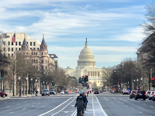 washingtondc districtofcolumbia jan2021 historic architecture winter uscapitol sky cloud