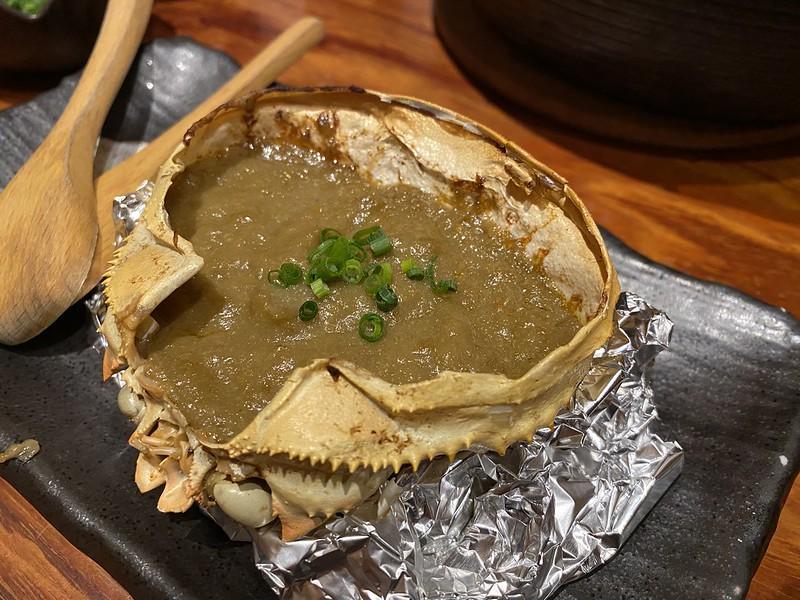牡蠣貝鮮かいり_蟹味噌