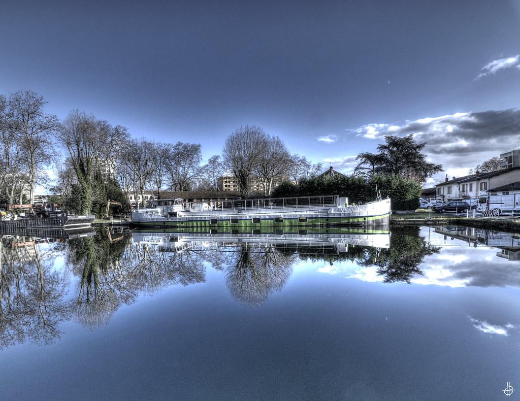 L'eau verte du Canal Du Midi 50793874493_fcd5093438_b