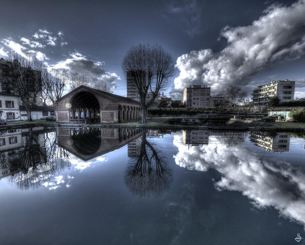 L'eau verte du Canal Du Midi 50793874673_2165432884_b