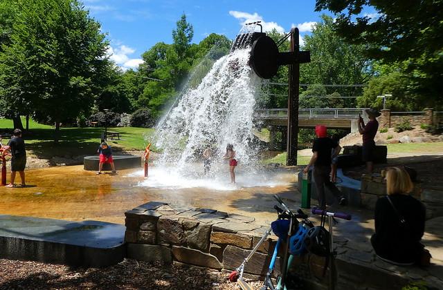 Water-splash!