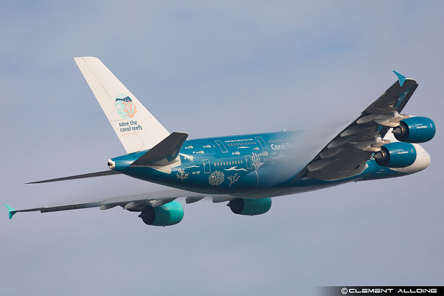Hi Fly Malta Airbus A380-841  cn 006 9H-MIP