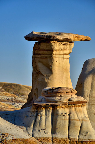Canadian Badlands Hoodoos 1 | by Dvoranac