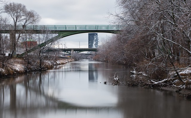 Riverdale Park Bridge, Toronto
