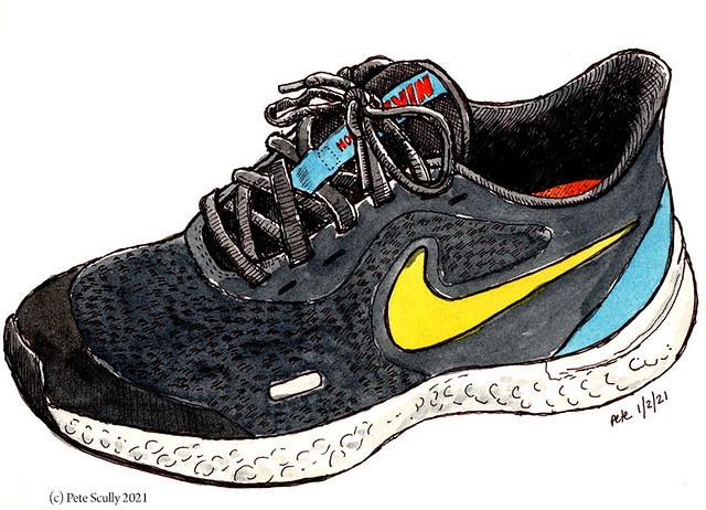 Nike size 5.5Y
