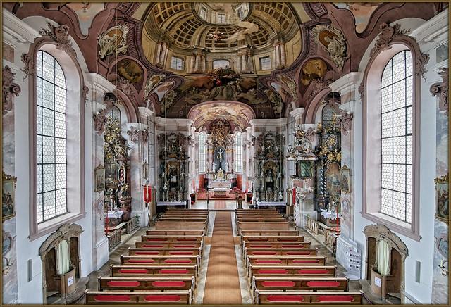 Stöttwang - Parish Church of St. Gordian and Epimachus