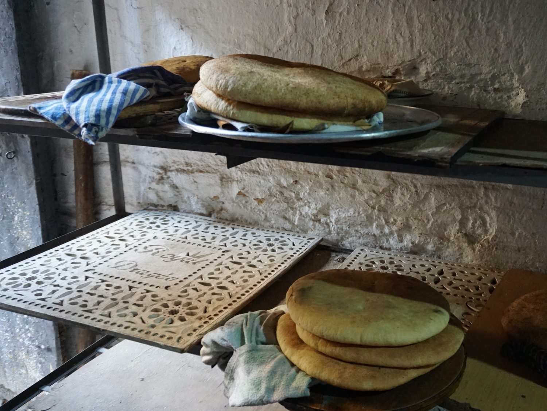Moroccan bakery