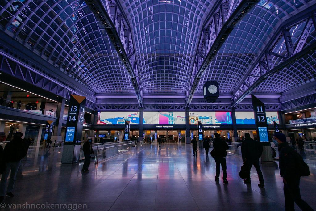 Moynihan Train Hall is the station New York deserves